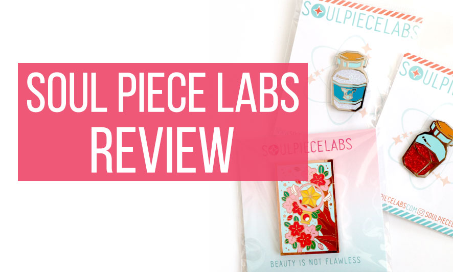 Soul Piece Labs otaku pin review