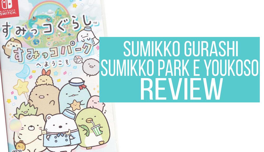 Sumikko Gurashi: Sumikko Park e Youkoso Review