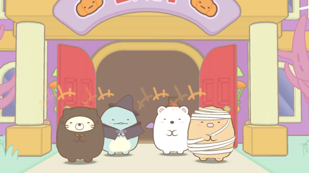 Sumikko Gurashi: Sumikko Park e Youkoso Review screenshot 6