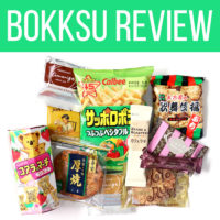 Bokksu Japanese Snack Subscription Review