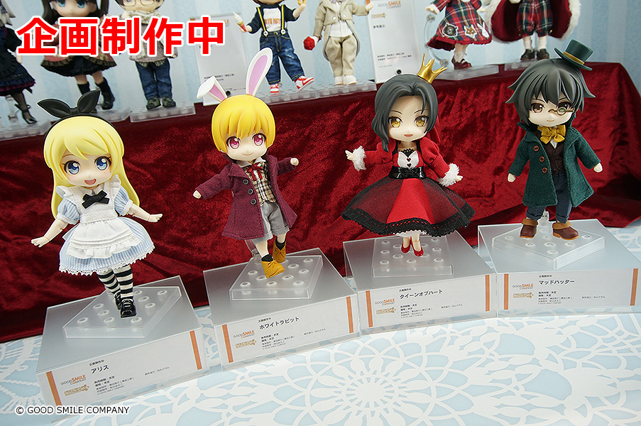 Nendoroid Doll Alice in Wonderland Wonder Festival
