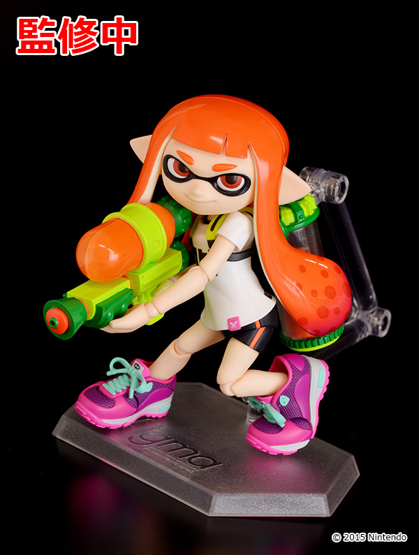 Splatton figma Wonder Festival