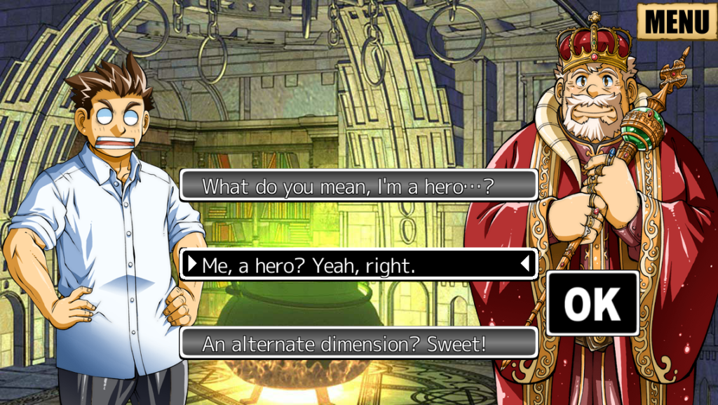 Fantastic Boyfriends English screenshot