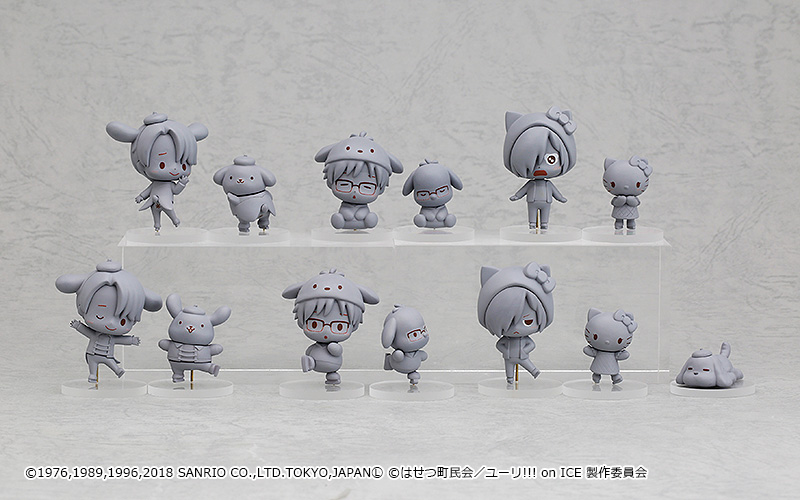 Yuri on Ice Sanrio figure collection Wonder Festival