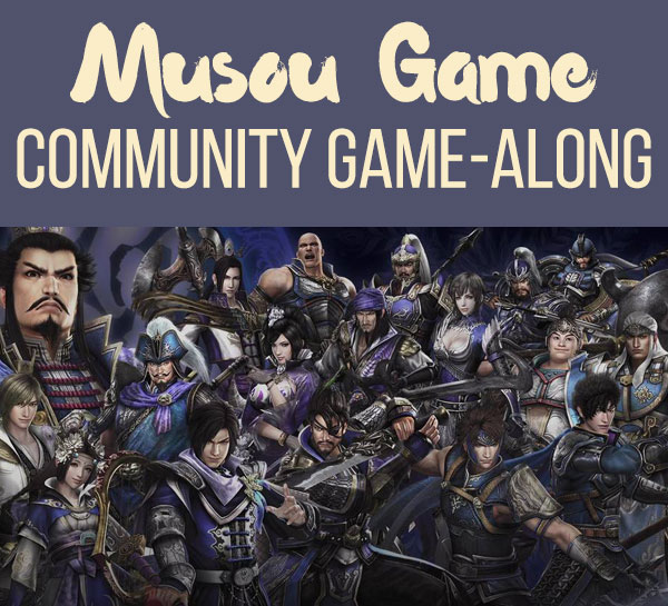 Musou Game Community Game-Along