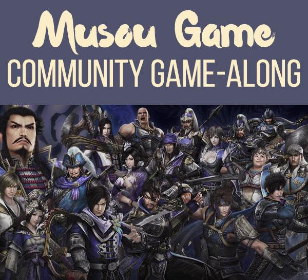 Musou Game Community Game-Along