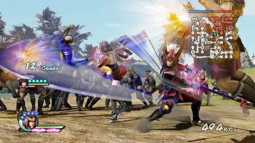 Samurai Warriors 4-II screenshot