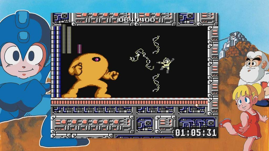 Mega Man Legacy screenshot