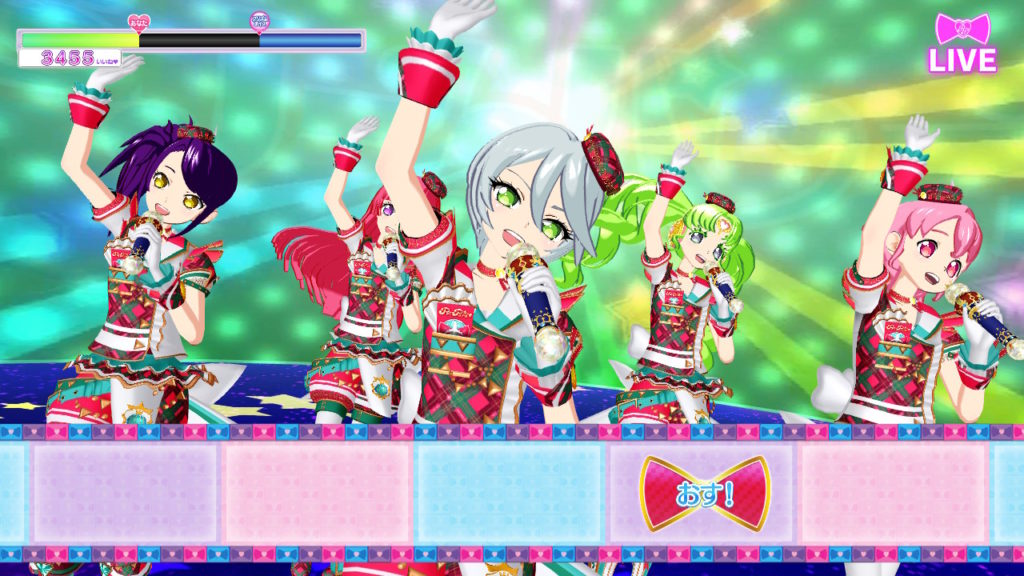 PriPara All Idol Perfect Stage review screenshot 7