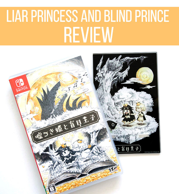Liar Princess and Blind Prince review
