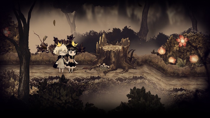 Liar Princess and Blind Prince review screenshot 1