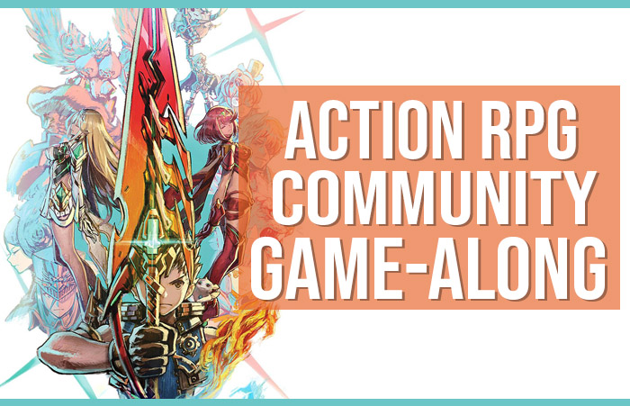 Action RPG Community Game-Along