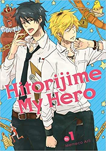 Hitorijime My Hero Manga Preorder