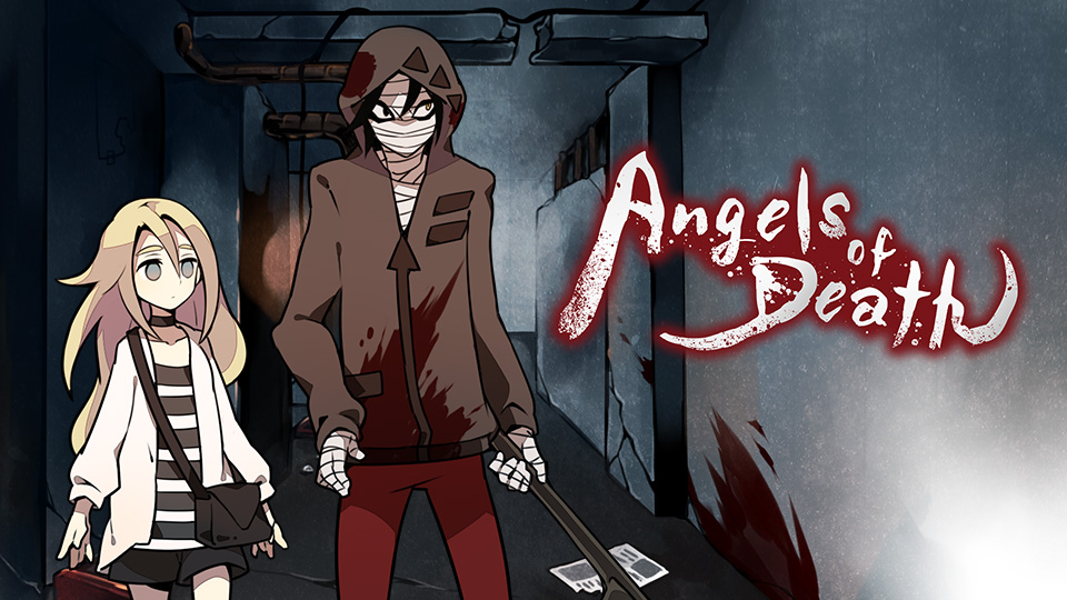 Angels of Death art
