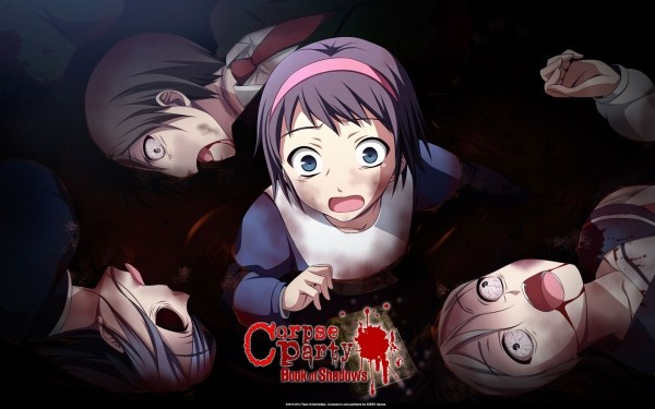 Visual Novel Community Game-Along Corpse Party Book of Shadows