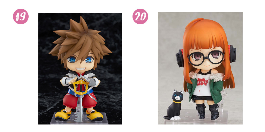 20 Holiday Gift Ideas for Video Game and Manga Fans Nendoroids