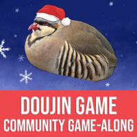 Doujin Game Community Game-Along
