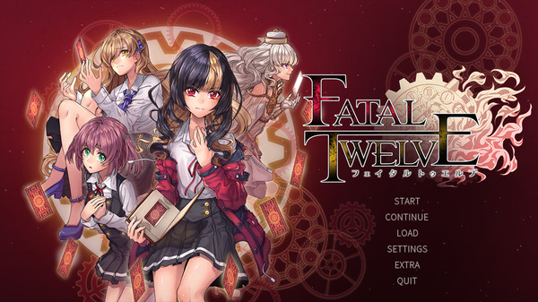 Fatal Twelve doujin game