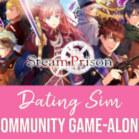 Dating Sim Community Game-Along 2019