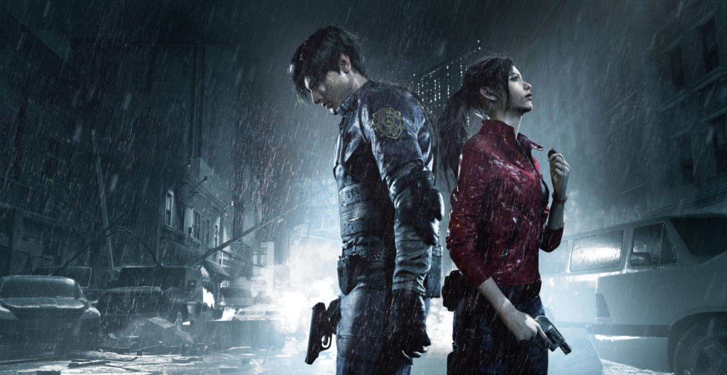 Resident Evil 2 remake one-shot demo podcast