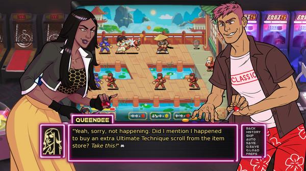 Arcade Spirits Dating Sim Community Game-Along