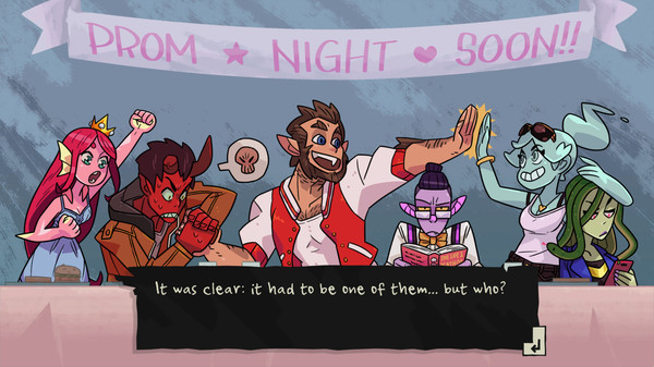 Monster Prom Dating Sim Community Game-Along