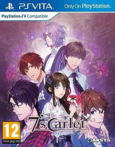 7'scarlet PS Vita otome game