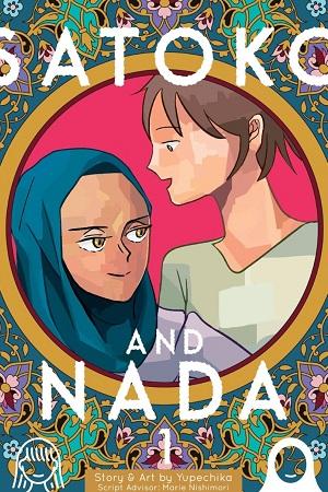 Satoko and Nada manga