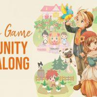 Farming Game Community Game-Along