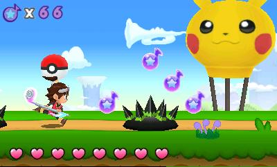 HarmoKnight Game Freak game Community Game-Along screenshot