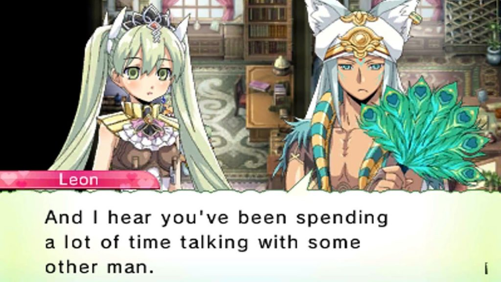 rune factory 4 leon screenshot