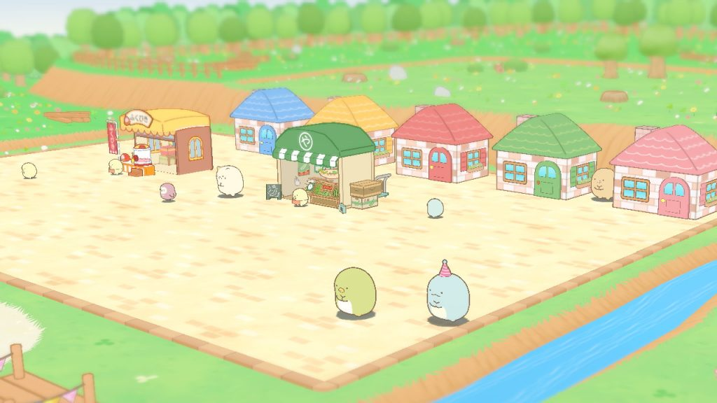 Sumikko Gurashi Atsumare Sumikko Town review screenshot 3