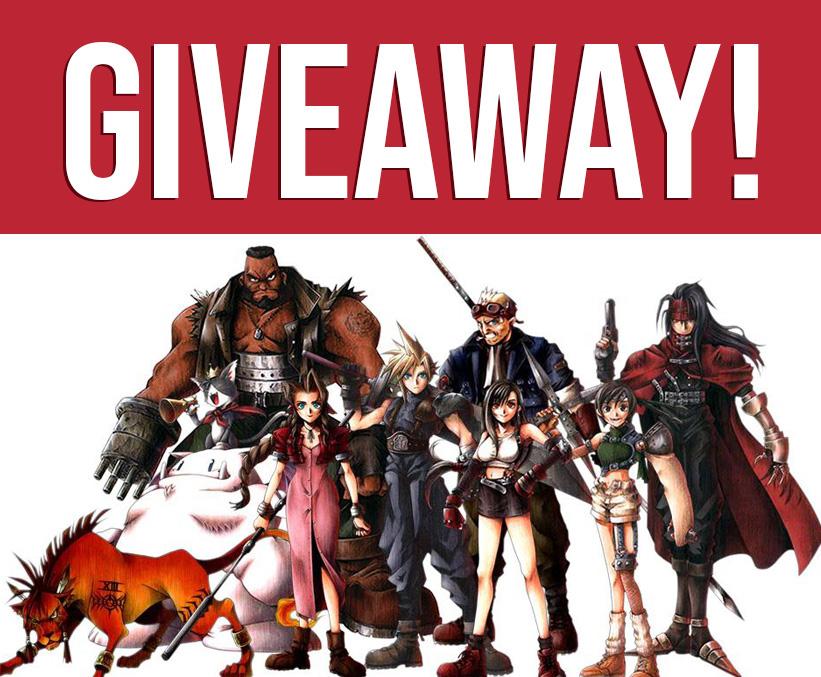 Final Fantasy VII Steam Giveaway JRPGJuly