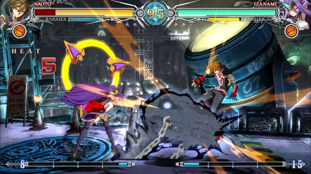 BlazBlue Central Fiction screenshot