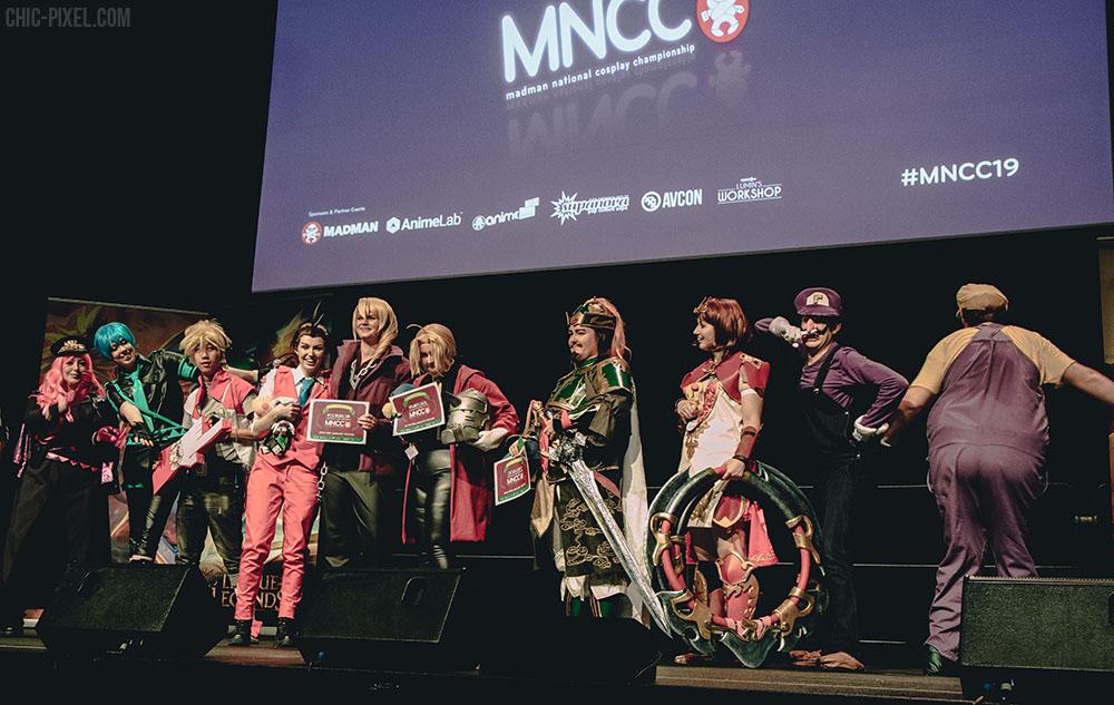 Madfest Cosplay Brisbane Prelims Madfest Brisbane 2019