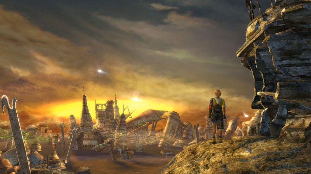 Zanarkand from Final Fantasy X