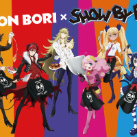 Dohton Bori x Show By Rock collaboration
