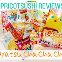 Oyatsu Cha Cha Cha Japanese snack subscription box review