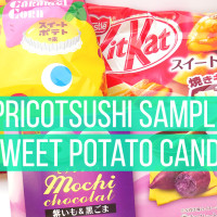 Sweet Potato Candy Tasting Video