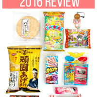 OyatsuBox March 2016 Japanese snack subscription review