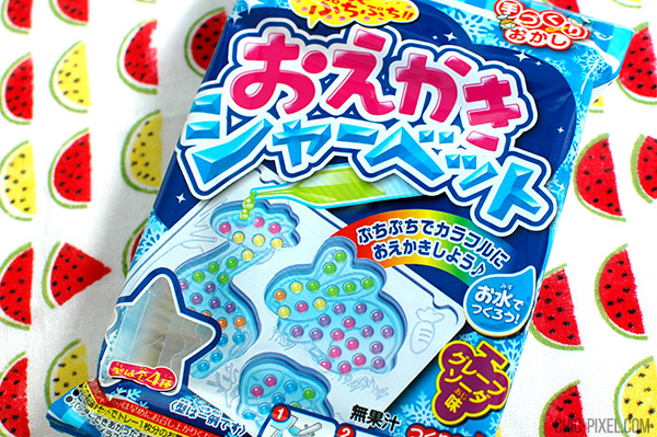 OyatsuBox Japanese snack subscription review February 2016 snacks 5
