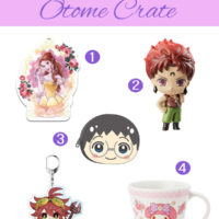 Otome Crate Dream Loot Crate Chic Pixel