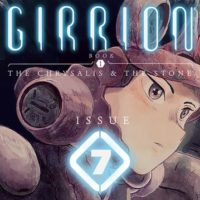 Girrion issue 7 Kickstarter