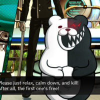 Danganronpa V3 screenshot 1