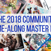 The 2018 Community Game-Along Master List