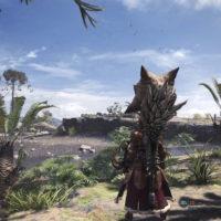 Monster Hunter World Beta PS4 screenshot